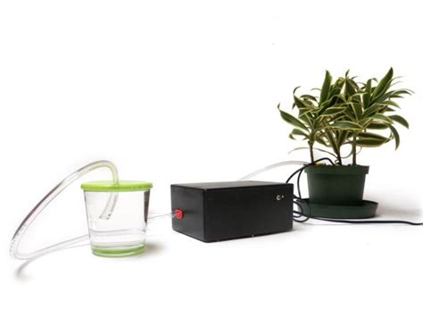 self watering plants self watering plant using an arduino use arduino for projects