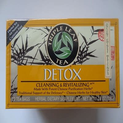 Detox Cleansing And Revitalizing Tea by Detox Cleansing Revitalizing Herbal Tea By Leaf