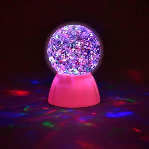 led glitter water ball light novelty lighting bm