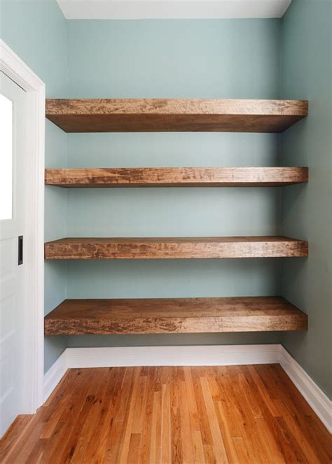 simple wood shelves simple and trendy 13 diy floating shelves