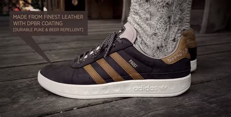 attention milers adidas oktoberfest shoes will stand up to both puke and spills