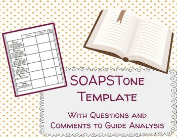 soapstone template soapstone worksheet template by koch s odds n ends tpt