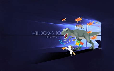 wallpaper windows insider windows insider wallpaper t rex wallpapersafari