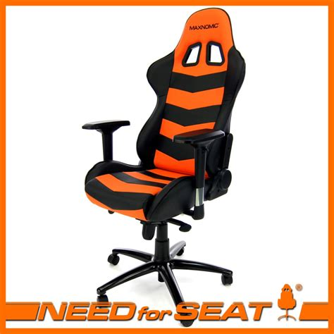 Pc Gaming Desk Chair Maxnomic Computer Gaming Office Chairs