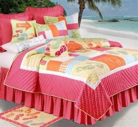 Beachy Quilt Sets by Theme Bedding
