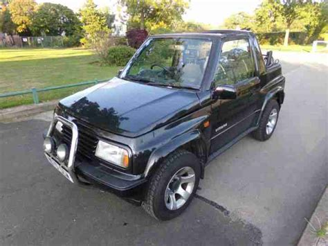 Suzuki Vitara Soft Top For Sale Suzuki Vitara Jlx Soft Top Car For Sale