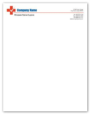 doctor letterhead template letterhead exles pictures to pin on