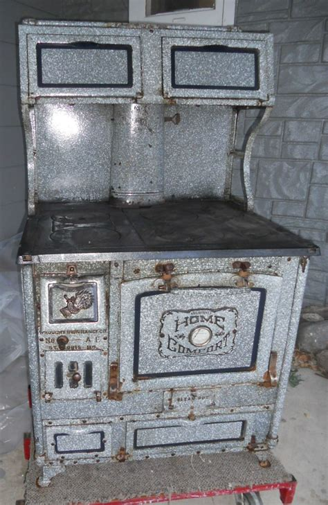 home comfort wood stove home comfort wood cookstove antique 1920s p u only