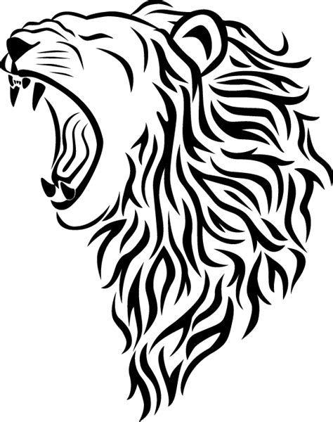 lion tattoos leo head lion of judah and tribal lion