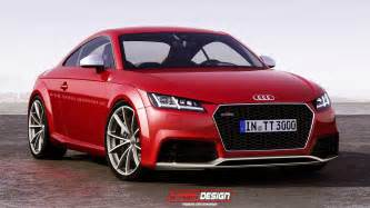 2016 audi tt rs the fastest mqb car autoevolution