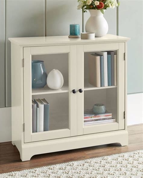 small kitchen storage cabinet small storage cabinet with 2 doors shelves home kitchen display wood furniture ebay