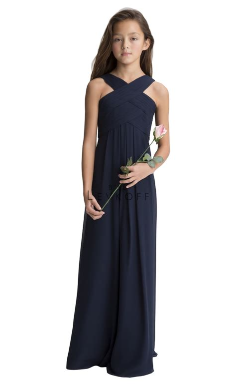Junior Bridesmaid Dresses by Bill Levkoff 121802 Junior Bridesmaid Dress Madamebridal
