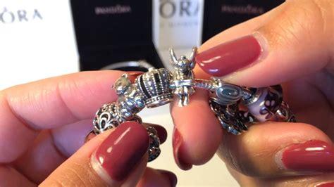 Pandora CINDERELLA FAIRYTALE Bracelet   YouTube
