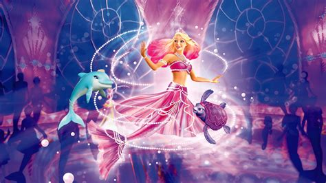 film barbie und die magischen perlen barbie in die magischen perlen review blogbusters