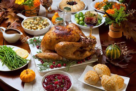 Traditional Thanksgiving Dinner New York