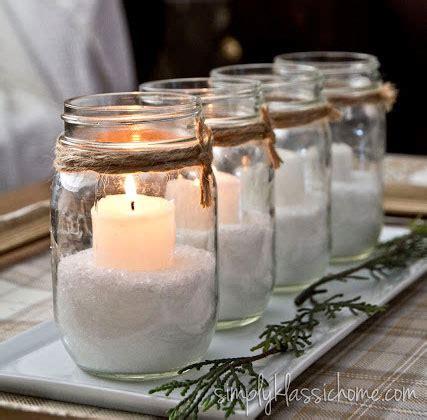 centrotavola candele centrotavola natalizi fai da te 10 idee originali con