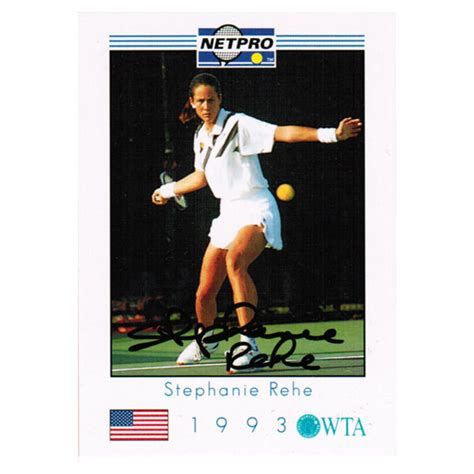 Tennis Express Gift Card - stephanie rehe signed women s