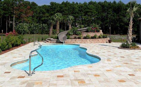 small inground pools small fiberglass inground pool kits small fiberglass