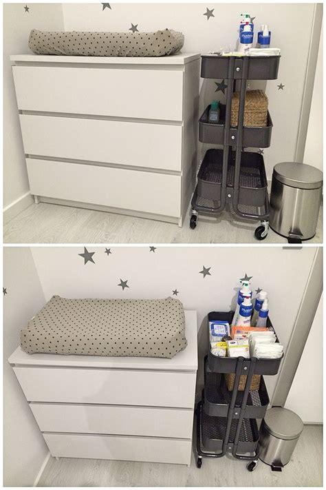 Raskog Cart Ideas las 25 mejores ideas sobre habitaci 243 n beb 233 s en pinterest