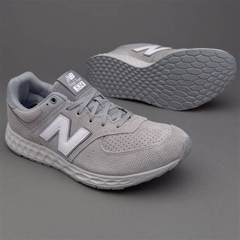 Harga Sepatu New Balance Original 574 sepatu sneakers new balance mfl574 flint grey