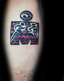 80 ironman tattoo designs for men triathlon ink ideas