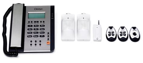 cionyx wireless security alarm phone cx 218 reviews