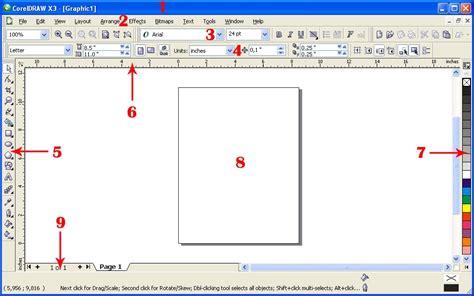 fungsi desain grafis corel draw pengenalan coreldraw tyas s blog computer science