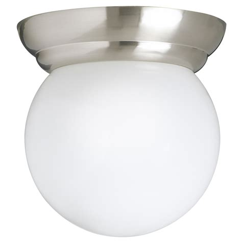 Ikea Light Fixtures Ceiling Lillholmen Ceiling Wall L Nickel Plated White Ikea