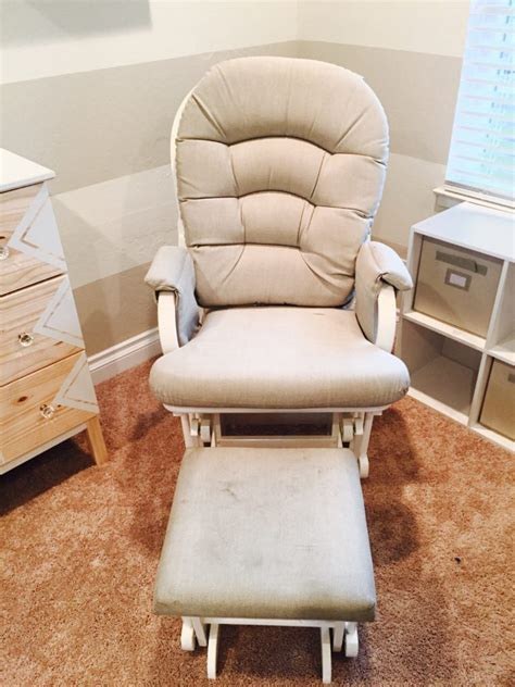 Diy Rocking Chair by Craigslist Deals Diy Rocking Chair For Your Baby S Room