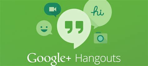 hangout app android hangout app updated with the support for android n androidhits