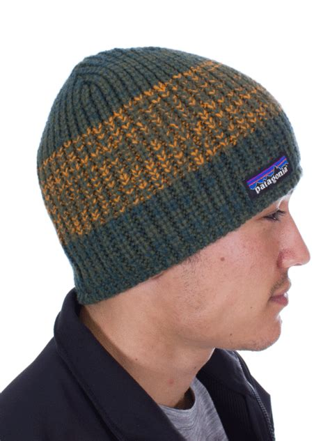Twist Knit Beanie Green patagonia speedway twist beanie fatigue green hat