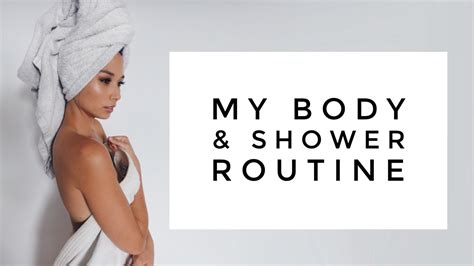 tattoo care routine my body routine body care aja dang video