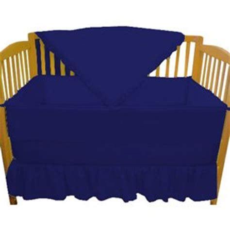 Solid Color Crib Bedding Sets Solid Color Royal Blue Portable Crib Bedding Crib Bedding Sets Baby
