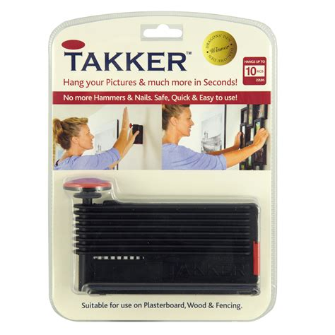 takker no nails picture hanging home store more - No Nails Picture Hanging