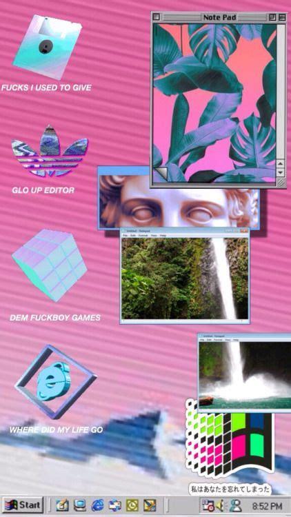 aesthetic wallpaper maker i make phone wallpapers v a p o r w a v e pinterest