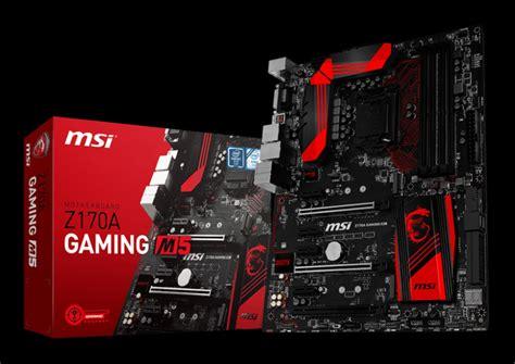 Motherboard Msi Z170a Gaming M7 Lga1151 Z170a Ddr4 msi z170a motherboards up xpower gaming gaming m9 ack krait gaming detailed