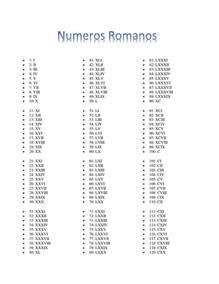 Xcvi by Numeros Romanos By Kelribeiro Ribeiro Issuu