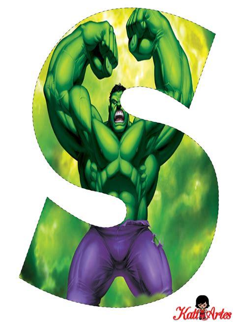 letras decoradas hulk sgblogosfera mar 237 a jos 233 arg 252 eso de quot el incre 205 ble hulk