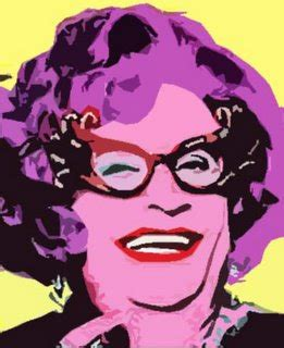 Edna Top By Enter 8 wilson s blogmanac hello possums dame edna turns 50 today