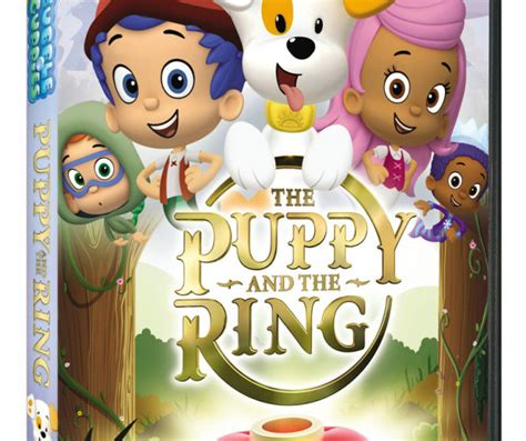 guppies puppy and the ring guppies the puppy and the ring available on dvd on june 2nd everyday shortcuts