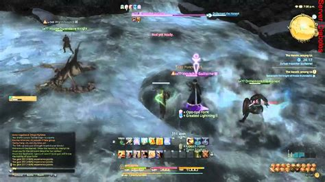 A Monk Among Us ffxiv the heretic among us quest monk howto