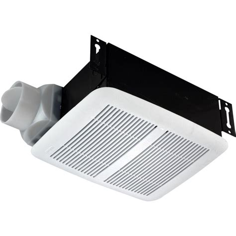 bathroom exhaust fan home depot nutone 80 cfm ceiling exhaust fan 8832wh the home depot