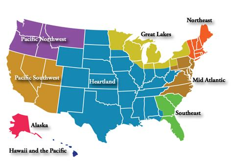 map of the united states pacific coast united states coast guard news gt news by region