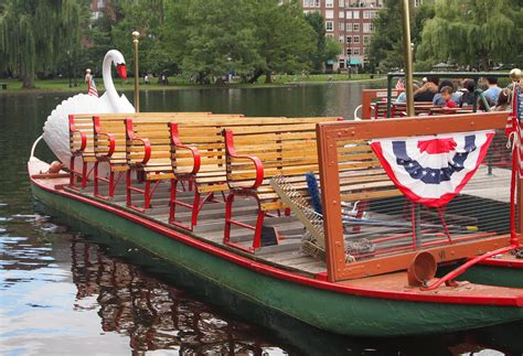 house boats boston the boston swan boats a tradition of family and community new england today