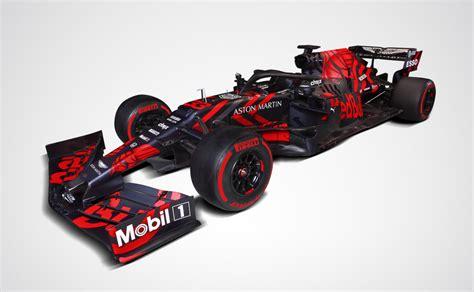 2019 Aston Martin Bull by 2019 Bull Racing F1 Car Revealed Fires Up Honda