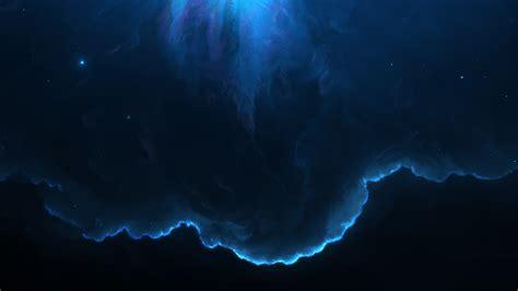 wallpaper nebula dark hd   space