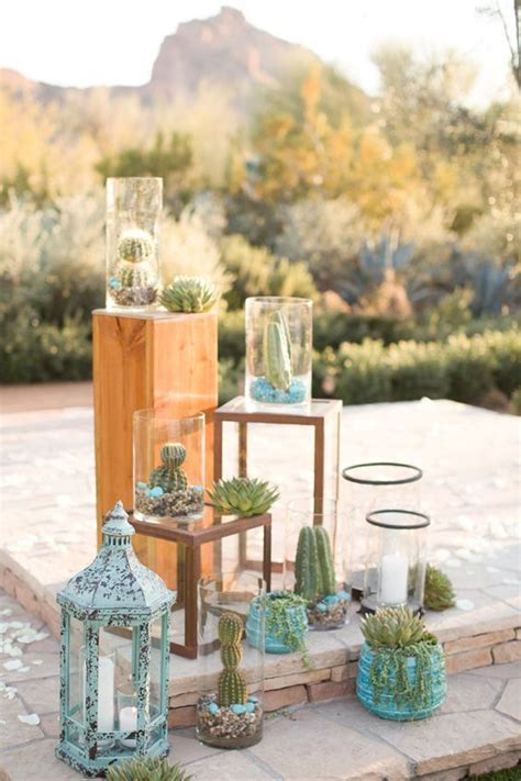 25 Cactus Wedding Ideas You'll Love   Deer Pearl Flowers