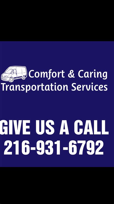 comfort limo services business directory for bedford oh chamberofcommerce com