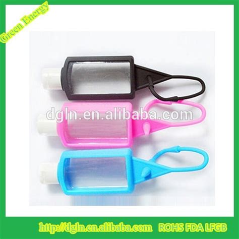 Cheap Hand Sanitizer Giveaways - 50ml cheap hot promotional items hand sanitizer bottle silicone holder buy hand
