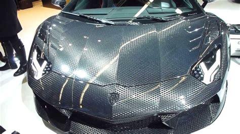 Mansory Carbonado ''Black Diamond'' (Lamborghini Aventador